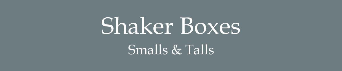Shaker Box